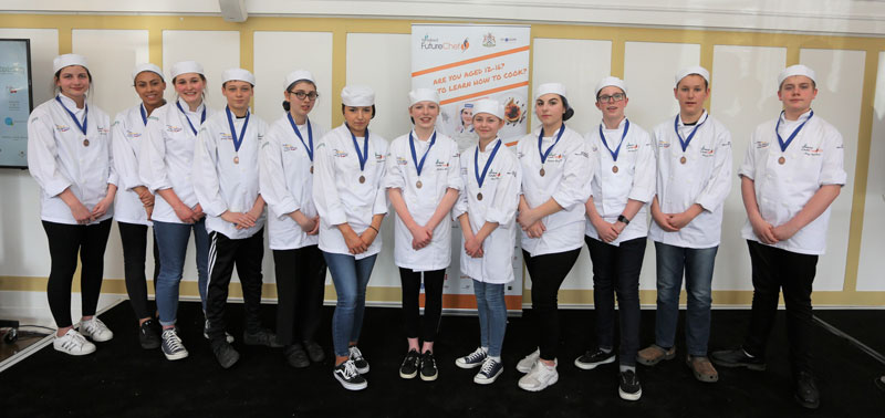 FutureChef 2019 Finalists