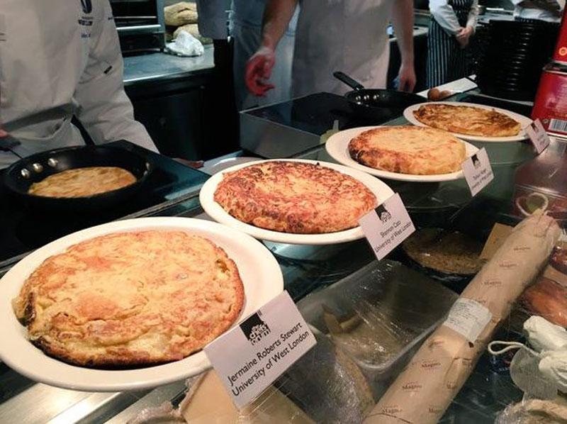 The Chefs' Forum and Tramontana Brindisa inspire London's